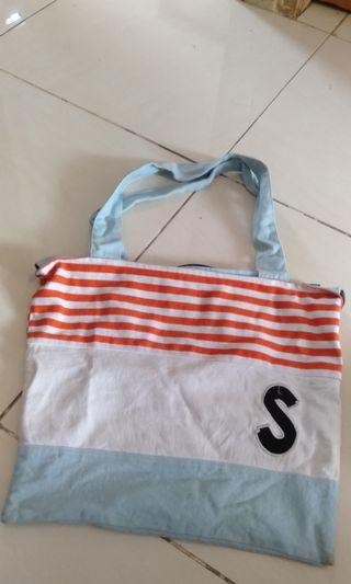 Sweets Sundays tote bag