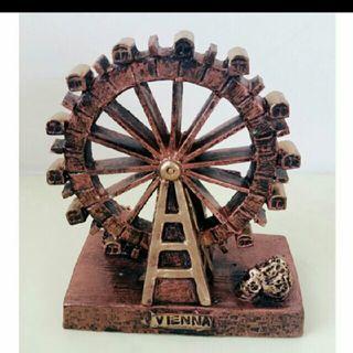 摩天輪 Ferris Wheel -  Vienna 木製