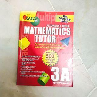 Mathematics Revision Book
