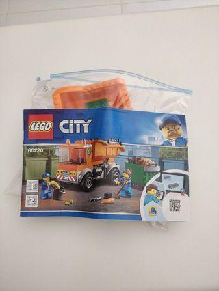 🚚 LEGO 60220