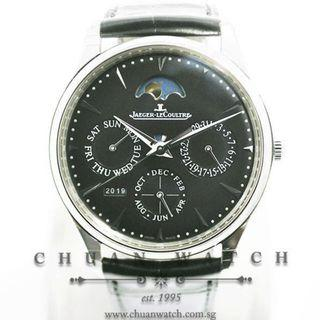 Pre-Owned Jaeger-LeCoultre Master Ultra Thin Perpetual Calendar MoonPhase 39mm Q1308470