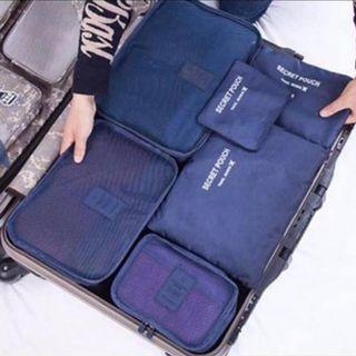 Luggage Organizer With Law & order! Compact And Nice!