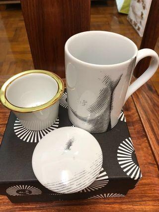 Tea Cup Set Fornasetti