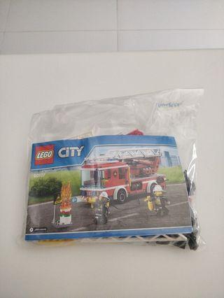 🚚 LEGO 60107