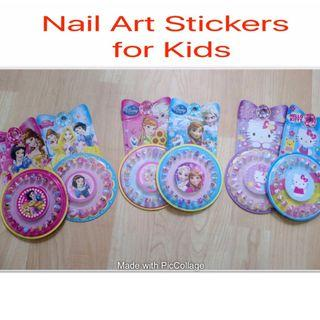 🚚 Nail Stickers for Kids (Any 2 for $9)