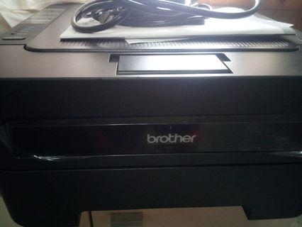 Brother Mono Laser Printer HL2270DW