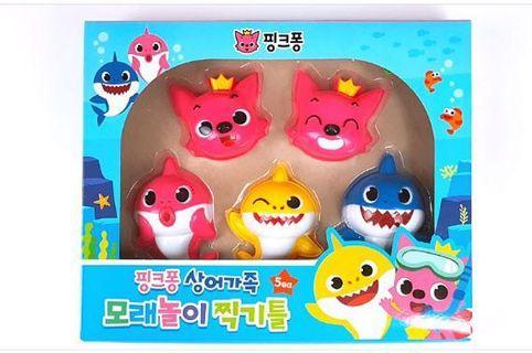 韓國直送Pink Fong & Baby Shark 沙灘模❤❤
