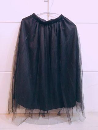 🚚 韓版紗裙(全新