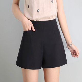 🚚 Chiffon shorts female