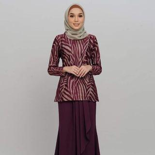 Victoria Lace Kurung by Bainy