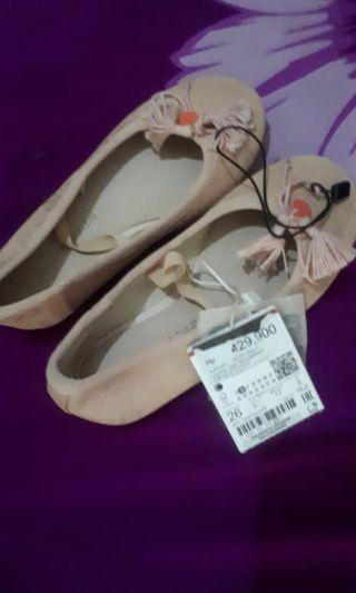Sepatu anak Zara ori ya size 26