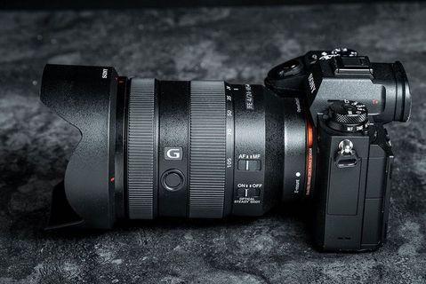 Sony 24-105mm G OSS