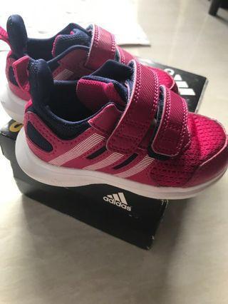 Adidas US5.5 18-24M toddler girl Kids Shoes