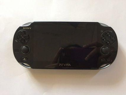 PS Vita Fat PCH-1007 CFW H-encore Wifi Only