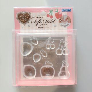 PADICO 滴膠 模具 日本製 2個