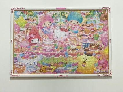 Sanrio Characters Hello Kitty and friends