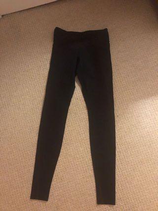 Lululemon wonder under leggings size 4