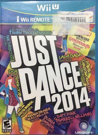 Just Dance 2014 for Wii U