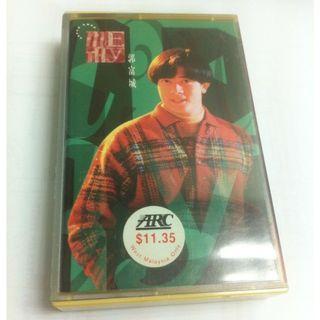 郭富城(Aaron Kwok) - Merry Christmas - Malaysia Original Press Cassette (used - VG)