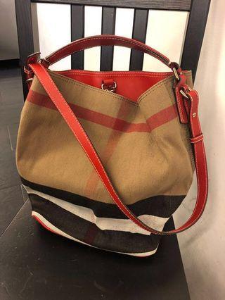 Burberry medium Ashby / Susanna bag