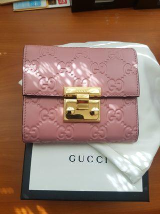 Gucci Padlock Wallet BRAND NEW