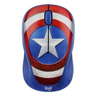 Marvel Mouse (Iron Man/ Spiderman/ Captain America/ Black Panther/ Captain Marvel)