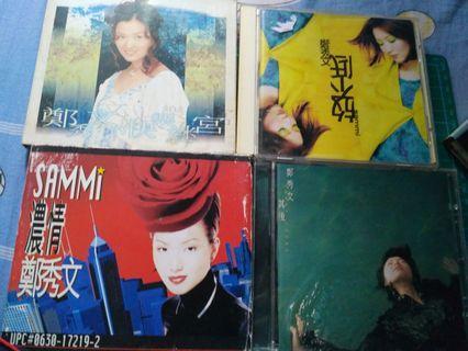 鄭秀文cd