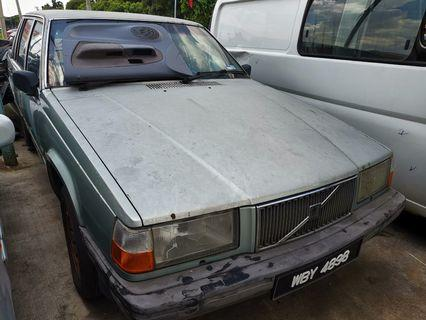 Volvo scrap