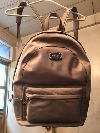 MICHAEL KORS Space Grey Backpack