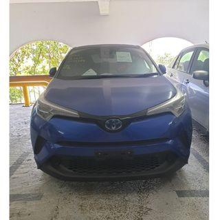 Brand New Toyota C-HR Hybrid 1.8s LED Edition/ Without LED Ready Stock