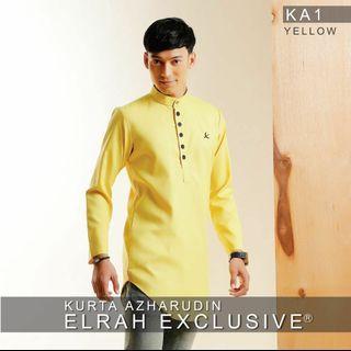 Kurta Slim Fit By Elrah Exclusive
