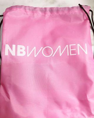 New Balance Taipei Women Run索袋