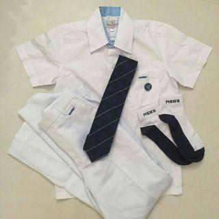 Mshs full school uniform