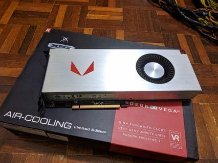 XFX RX Vega 64 Air Cooling Limited Edition