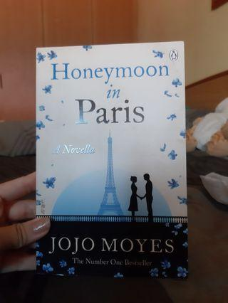 Honeymoon in Paris (Jojo Moyes)