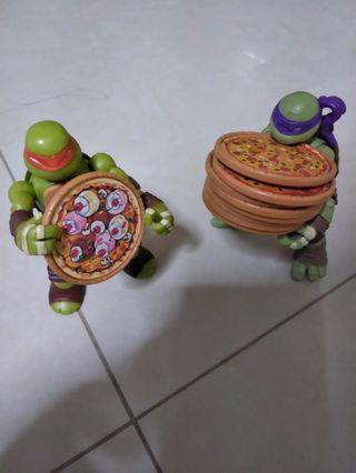 Tmnt teenage mutant ninja turtles pepperoni and ice cream pizza