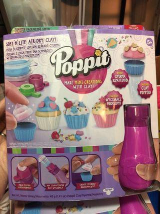 🚚 Poppit mini cup cake creation Price Reduced to Clear!
