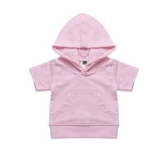 Hey Baby Playtime Hoodie Pink Atasan Bayi 18-24M