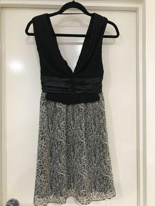 Out with Evie dress size 8