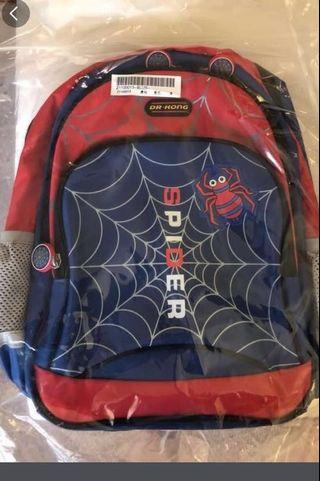 Dr Kong Ergonomic Spider-Man Backpack