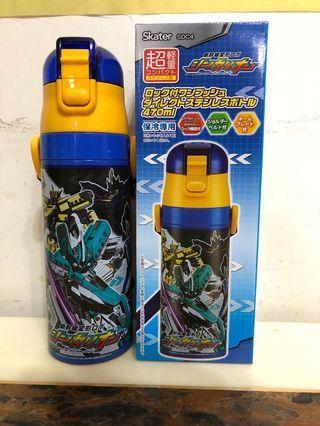 Skater 新幹線戰士 Shinkalion 夏天保冷專用 超輕量水壼 470 ml E5 E6 E7 Dr yellow Black Shinkalion