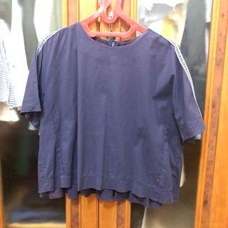 Blue top from maje