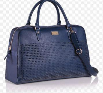 Chic royal blue bag