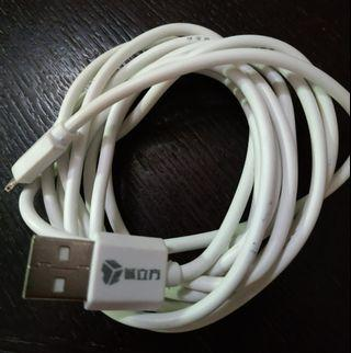100% Tested USB Cable with Lightning Connector