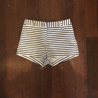 Short Pants Stripes H&M