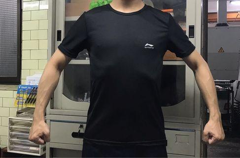 Li-Ning李寧排汗T恤