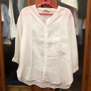 Kemeja Putih blouse