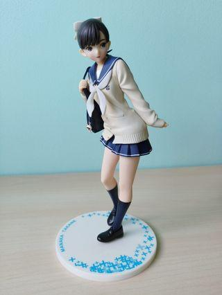 New Love Plus Takane Manaka Ichiban Kuji Prize A figurine