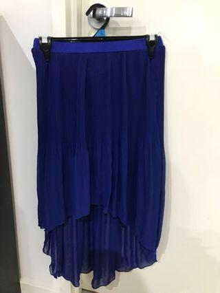 R&J couture skirt size s