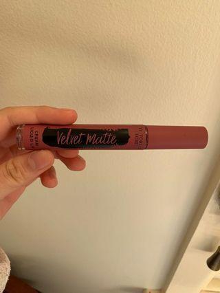 Victoria secret matte lipstick in love